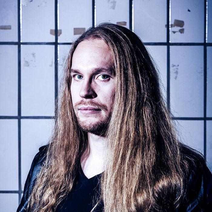 Tobias Langenbucher (rhythm guitar)