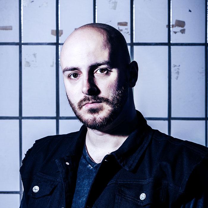 Mario Dederichs (vocals)
